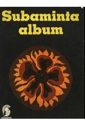 Subaminta album - Régikönyvek