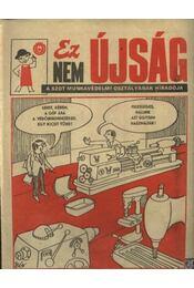 Ez Nem Újság 1973. - Régikönyvek