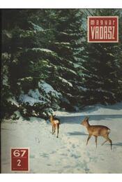 Magyar Vadász 1967/2. - Régikönyvek