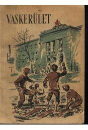 Vaskerület - Régikönyvek