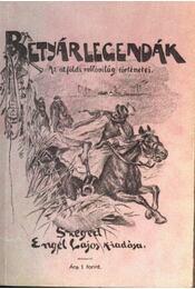 Betyárlegendák (reprint) - Régikönyvek
