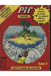 Pif Poche 260 - Régikönyvek