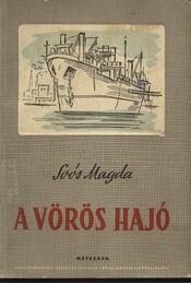 A vörös hajó - Régikönyvek