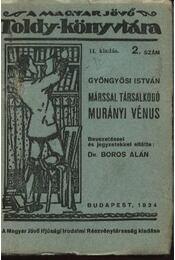 Márssal társalkodó Murányi Vénus - Régikönyvek