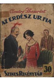 Az erdész úr fia - Régikönyvek