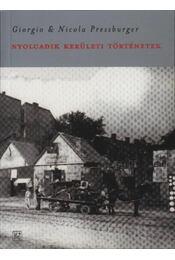 Nyolcadik kerületi történetek - Régikönyvek