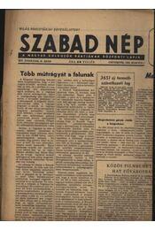 Szabad Nép 1956. március - Régikönyvek