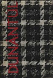 Dunántúl (dedikált) - Régikönyvek
