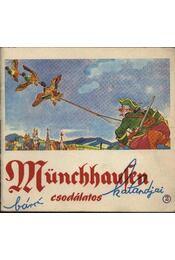 Münchhausen báró csodálatos kalandjai 2. - Régikönyvek