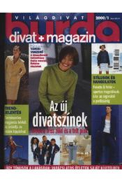 Burda 2000/1 - Régikönyvek