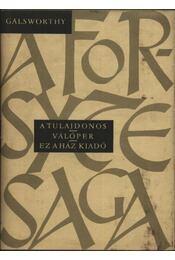 A Forsyte-Saga I-II. kötet - Régikönyvek