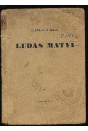 Lúdas Matyi - Régikönyvek