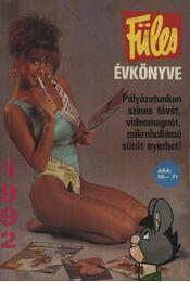 Füles Évkönyve 1992. - Régikönyvek