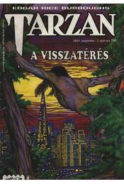Tarzan 1992/1. szeptember 1. szám - Régikönyvek