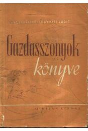 Gazdasszonyok könyve - Régikönyvek
