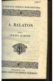 A Balaton - Régikönyvek