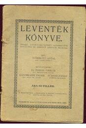 Leventék könyve - Régikönyvek