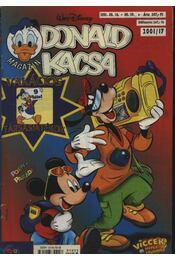 Donald kacsa 2001/17. - Régikönyvek