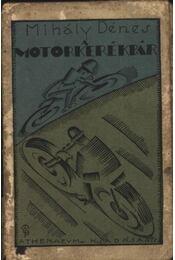 Motorkerékpár - Régikönyvek