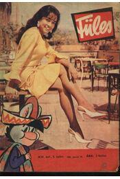 Füles 1960. 5. szám - Régikönyvek