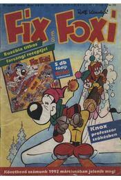 Fix és Foxi (1992. 1. szám) - Régikönyvek