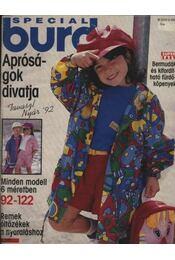 Special Burda 1992/3 - Régikönyvek