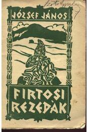 Firtosi rezedák - Régikönyvek