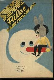 Füles 1962. VI. évfolyam (teljes) - Régikönyvek