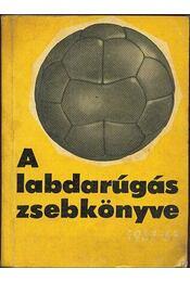 A labdarúgás zsebkönyve 1962-63 - Régikönyvek
