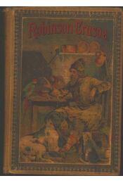 Robinson Crusoe története és kalandjai - Régikönyvek