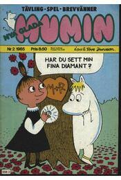 Mumin 1985/2. - Régikönyvek