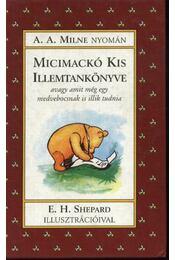 Micimackó kis illemtankönyve - Régikönyvek