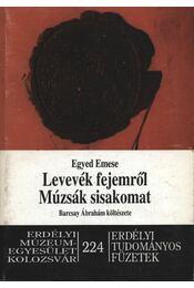 atirni - Levevék fejemről múzsák sisakomat - Régikönyvek