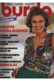 Burda 1990/6 - Régikönyvek