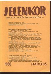 Jelenkor 1988. 3. szám - Régikönyvek