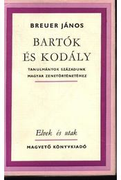 Bartók és Kodály - Régikönyvek