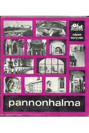 Pannonhalma - Régikönyvek