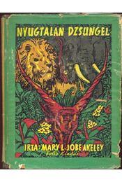 Nyugtalan dzsungel - Régikönyvek