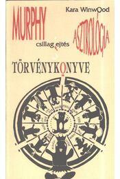 Murphy Asztrológiai törvénykönyve - Régikönyvek