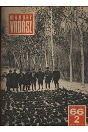 Magyar Vadász 1966/2. - Régikönyvek