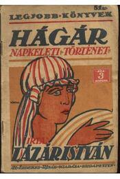 Hágár - Régikönyvek