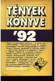 Tények Könyve '92 - Régikönyvek