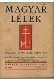 Magyar Lélek 1944.május - Régikönyvek