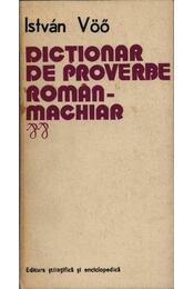 Dictionar de proverbe roman-maghiar - Régikönyvek