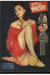 Füles 1969. évfolyam (töredék) - Régikönyvek