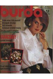 Burda 1992/12. december - Régikönyvek