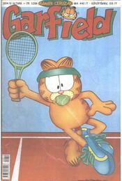 Garfield 2004/10. 178. szám - Régikönyvek
