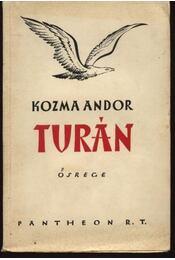 Turán - Régikönyvek