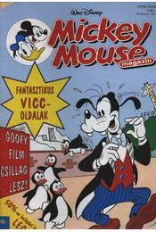 Mickey Mouse 1994. október - Régikönyvek