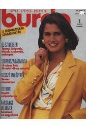 Burda 1992/1. január - Régikönyvek